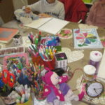 stage créatif enfants