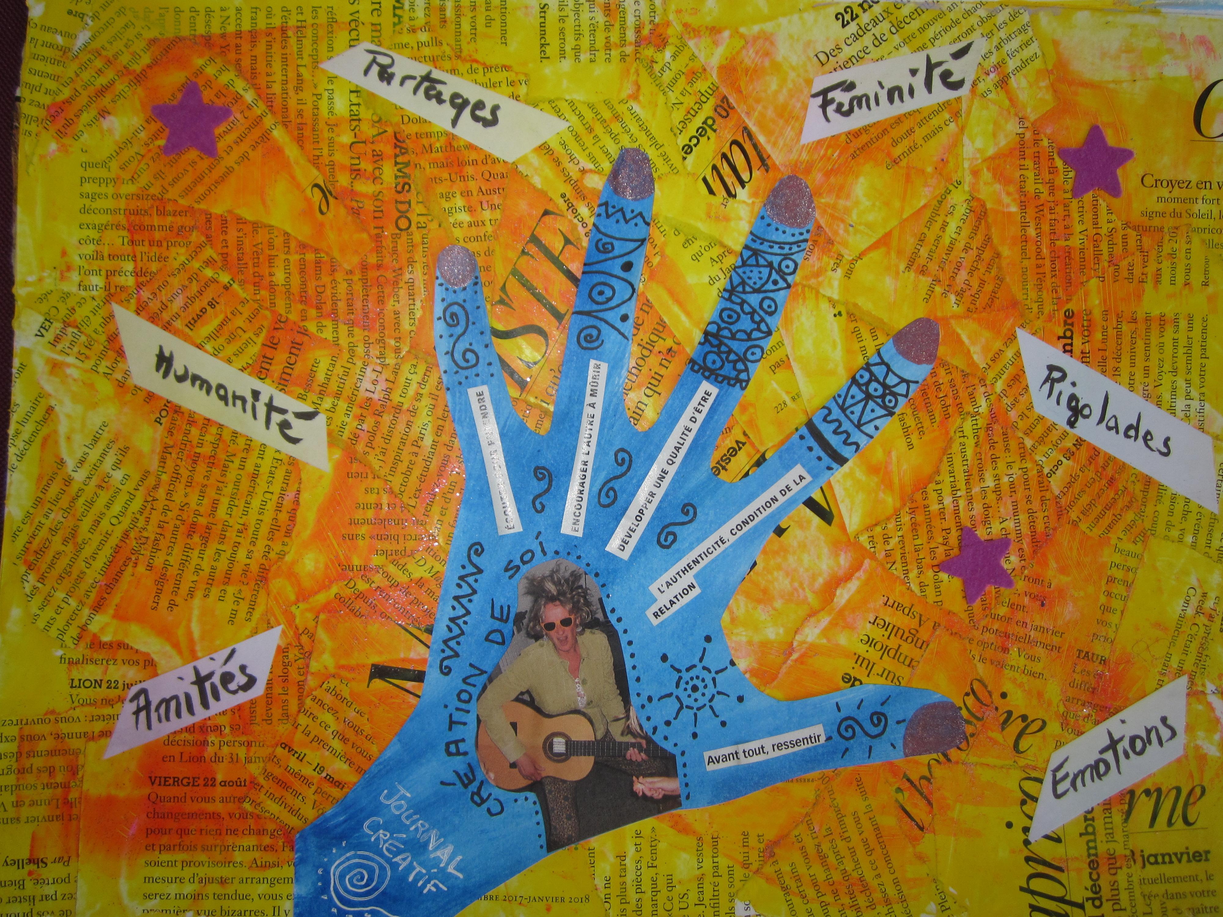 STAGE Journal Créatif : Après confinement à St Gaudens