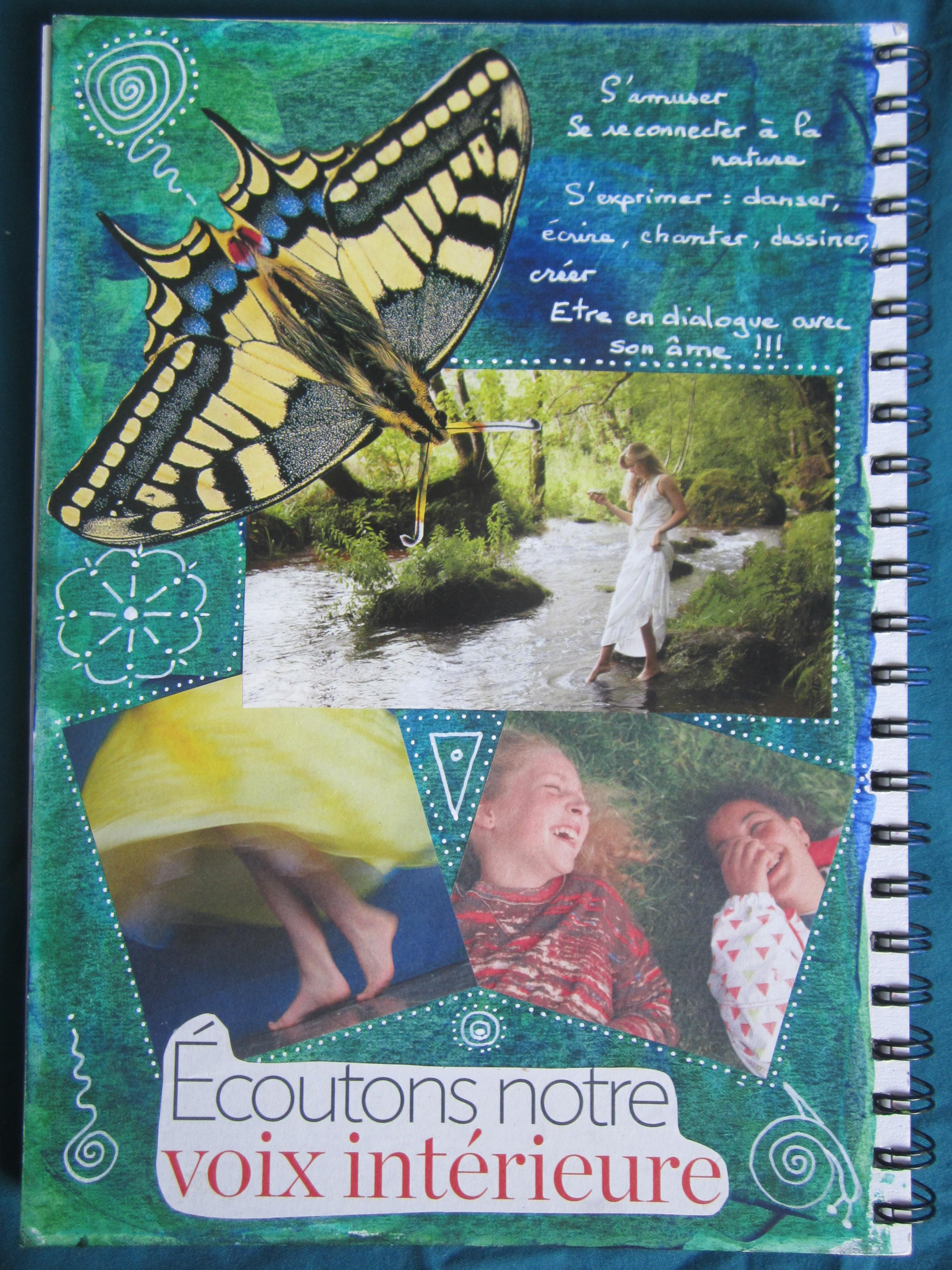 Journal Créatif : Cycle de 9 journées, St Gaudens (31)