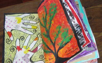 Un nouvel atelier mensuel du Journal Créatif à Montgiscard (31)